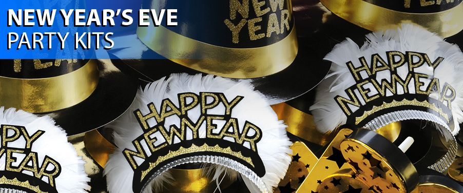 New Year's Eve Party Kits category image