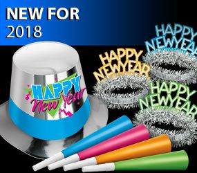 New NYE Party Kits