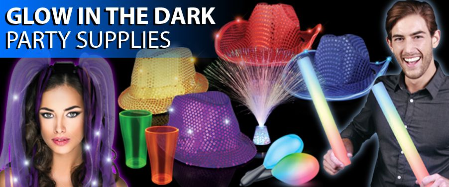 bulk glow in the dark party supplies image