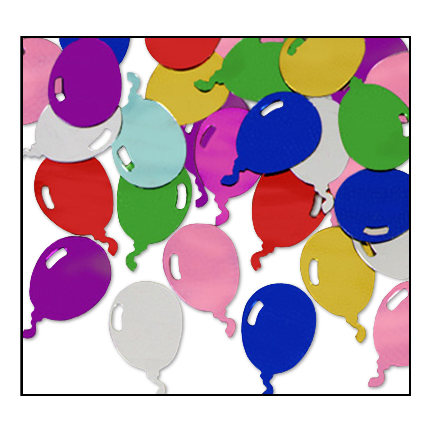 Fanci-Fetti Balloons (Pack of 12) Fanci-Fetti Balloons, Metallic Confetti, Balloon Decor, Birthday ideas, New Years Eve ideas, New Years Eve, Party supplies, Wholesale party goods, Cheap party decor, Table decorations, bulk fanci-fetti, colorful balloon decor