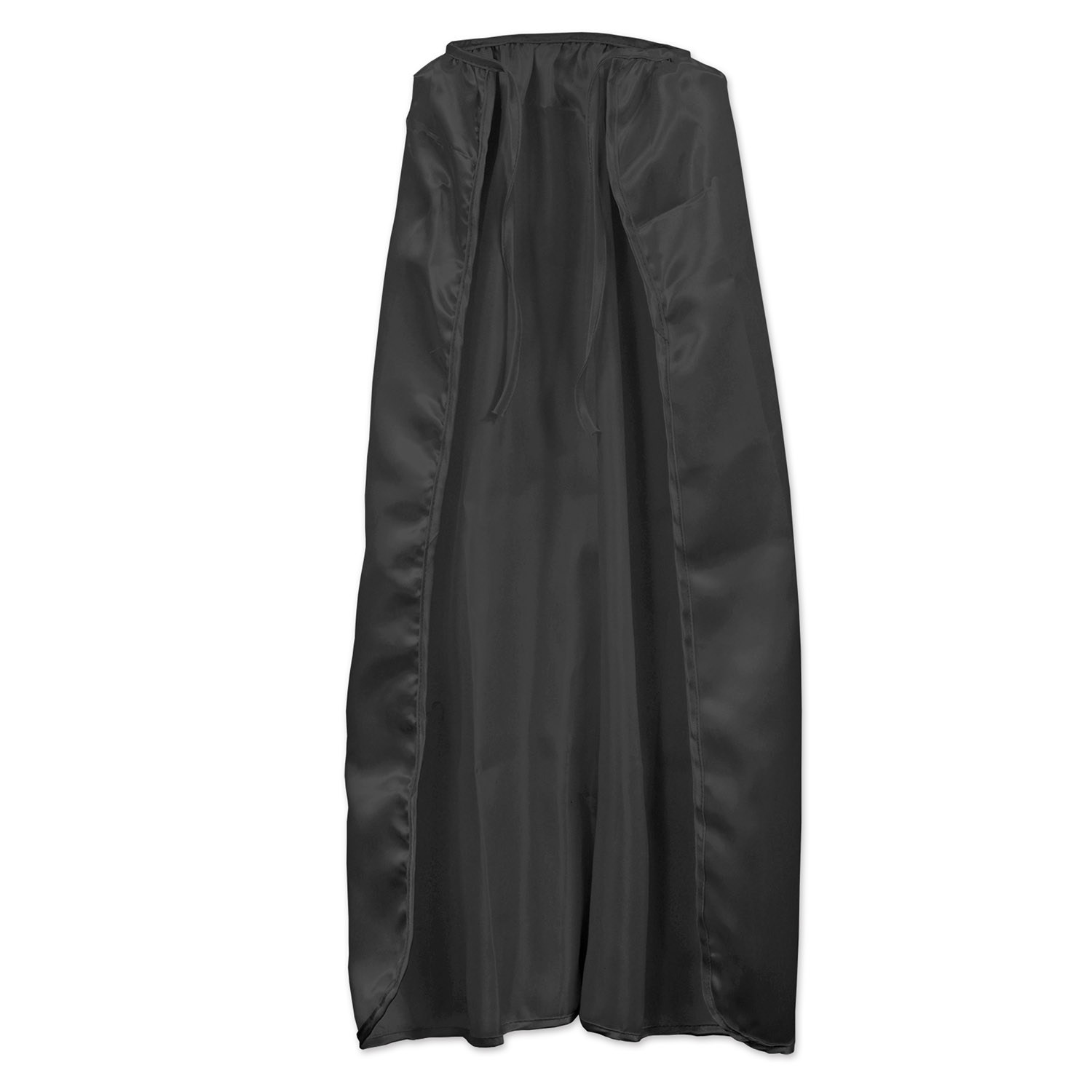 Black Fabric Capes (Pack of 12) .