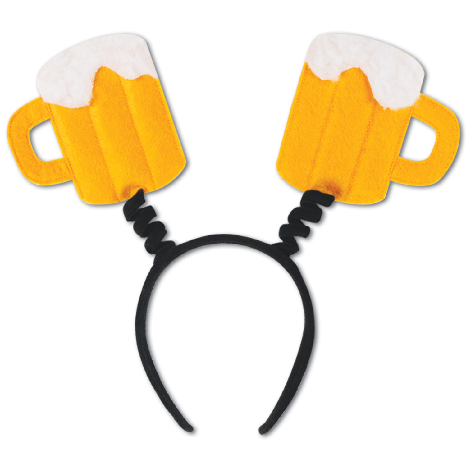 Beer Mug Boppers (Pack of 12) Beer Mug Boppers, party favor, oktoberfest, st. patricks day, wholesale, inexpensive, bulk