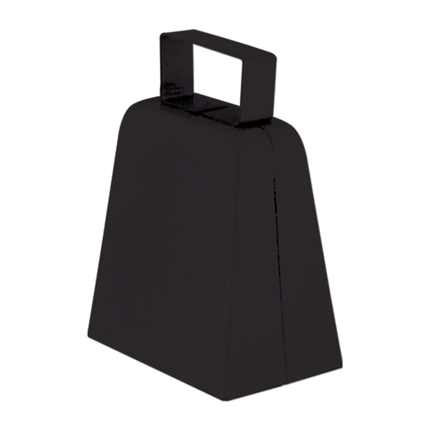 Cowbells (Pack of 12) cowbell, noisemaker, black, party, football, superbowl, playoffs, tailgating,