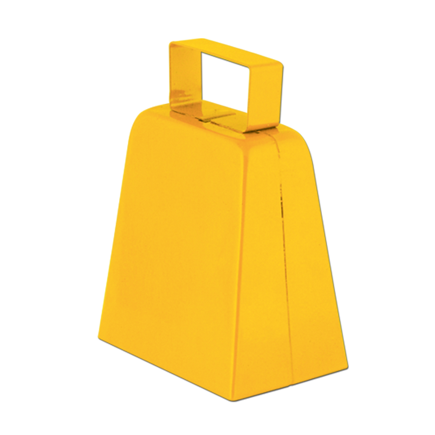 Cowbells (Pack of 12) yellow, cowbells, tailgating, superbowl, playoffs, noisemaker, football, party,