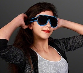 Light Up Eyeglasses