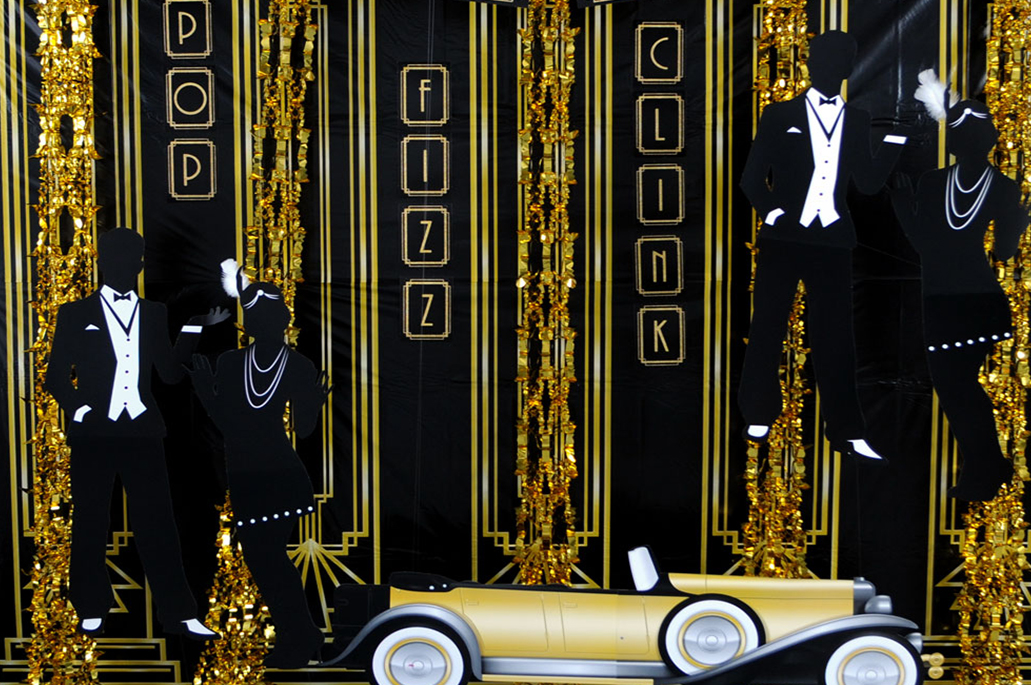 Great Gatsby New Year's Eve Party - The 1920's Glitz and ...