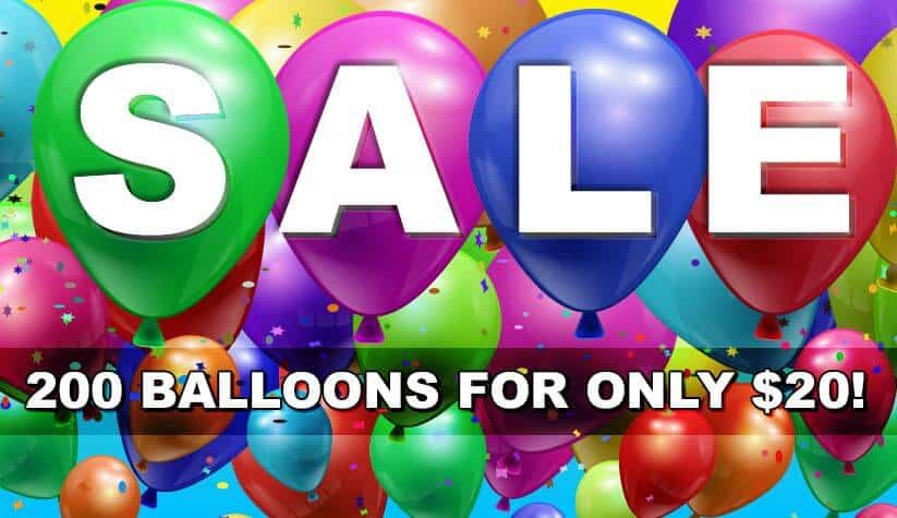 Balloon Sales Image