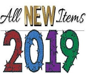 2018 New Year's Eve Party Supplies Image