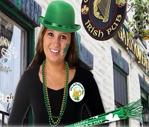 St. Patrick's Day Costume Accessories