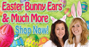 Easter Bunny Ears and Costume Accessories Image