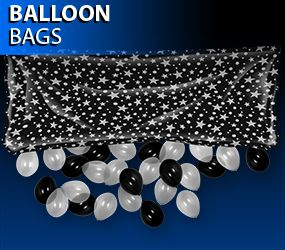 new year's eve balloon bags image
