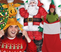 Christmas Costume Accessories Image