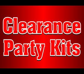Closeout Party Kits