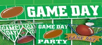 Big Game Football party supplies image