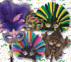 masquerade nye party ideas image