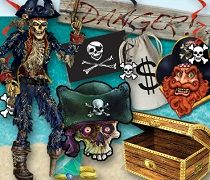 bulk pirate party supplies and decorations