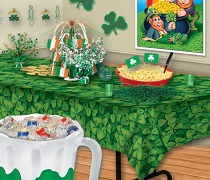 St. Patrick's Day Decorations & Tableware