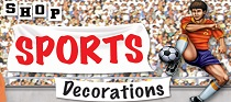 Sports Party Supplies and Decorations Image