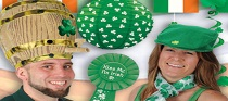 St. Patrick's Day party supplies image