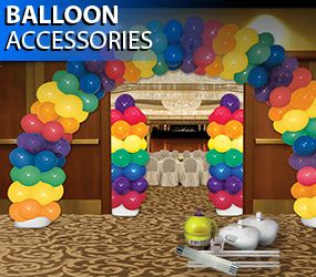 balloon arches and accessories image