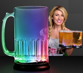 Light Up Cups and Drinkware