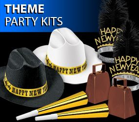 theme nye eve party kits image