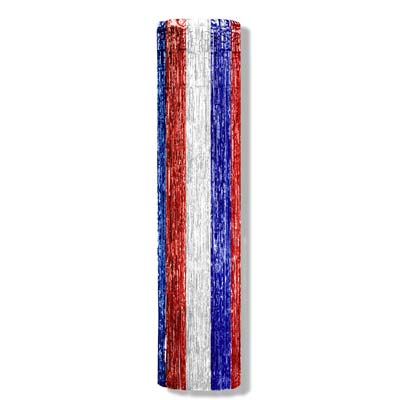 Fringed Patriotic Gleam N Column