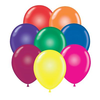 "11"" Crystal Balloons (Pack of 144) - SELECT A COLOR 11"", eleven, inch, crystal, balloons, pack, party, birthday, game, decoration, bar, hotel, restaurant, casino, New, Years, Eve, inflatable,"