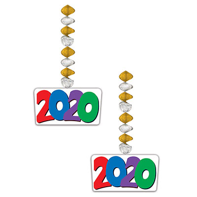 """2020"" Danglers for New Years Eve"
