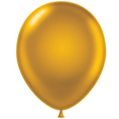 "9"" Gold  Balloons (Pk 100) 9, inches, gold, balloons, centerpieces, drop, decoration, wholesale, inexpensive, bulk, new years eve, bulk"