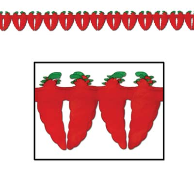 Chili Pepper Garland  Hanging decoration