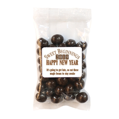 Chocolate Covered Expresso Beans (Pack of 25) Chocolate Covered Expresso Beans, new years eve, party favor, wholesale, inexpensive, bulk, chocolate