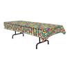 Colorful Disco Table Cover