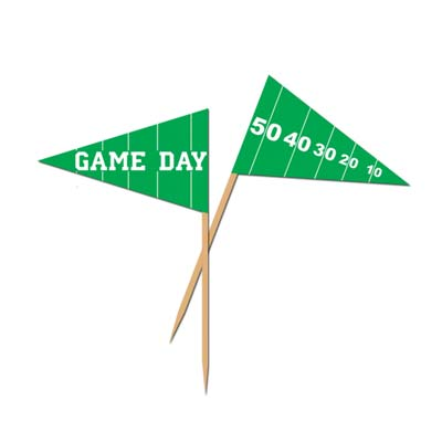 Green Triangle Game Day Football Picks