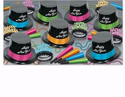 Neon Legacy Asst for 50 Neon Legacy Asst for 50, black light, new years eve, party favors, wholesale, inexpensive, bulk