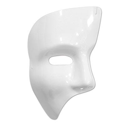 1ct amscan 360196 Black Lace New Year Masquerade Mask