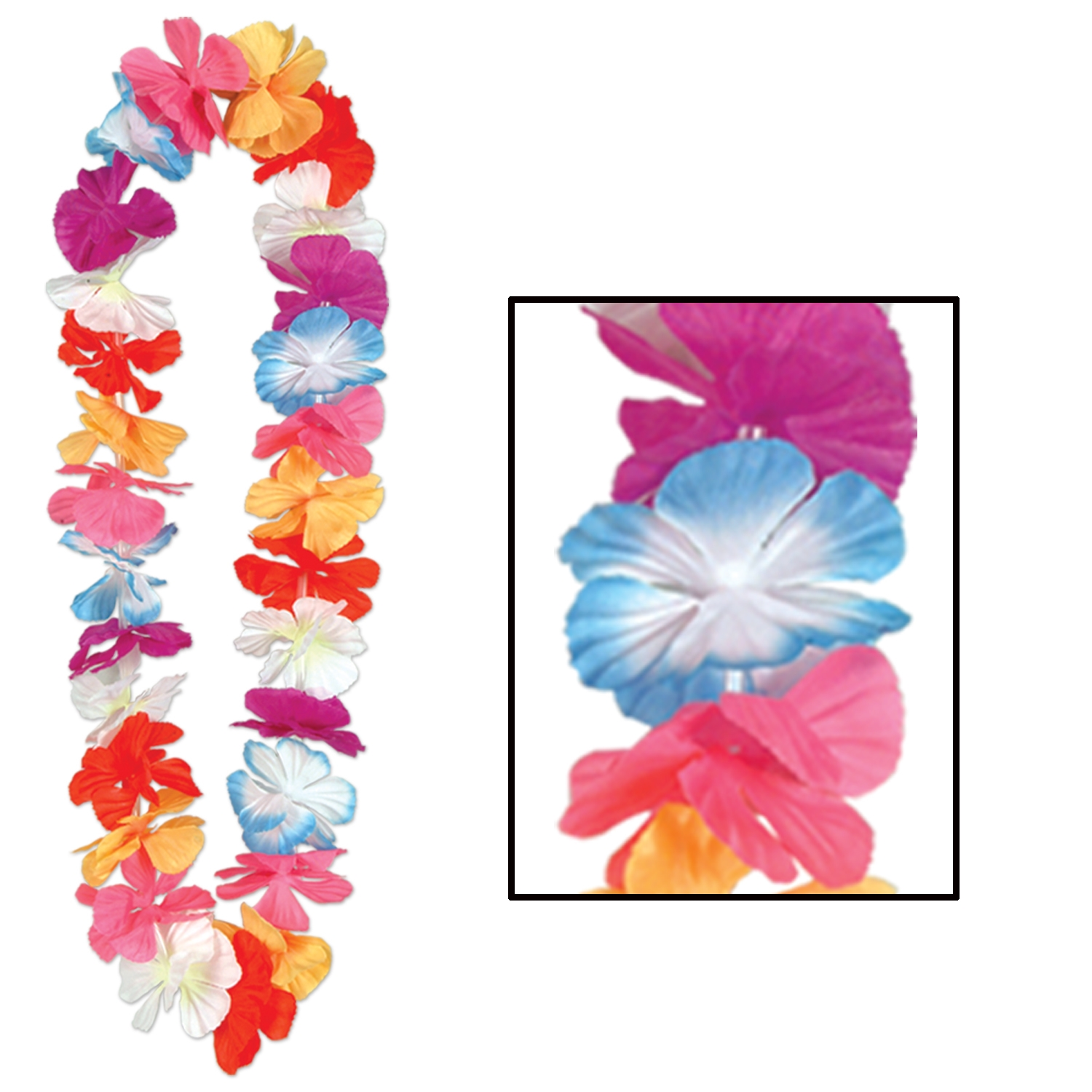 Wholesale Hawaiian Party Leis Wristbands Page 2
