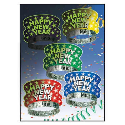 glow in the dark new years eve tiaras
