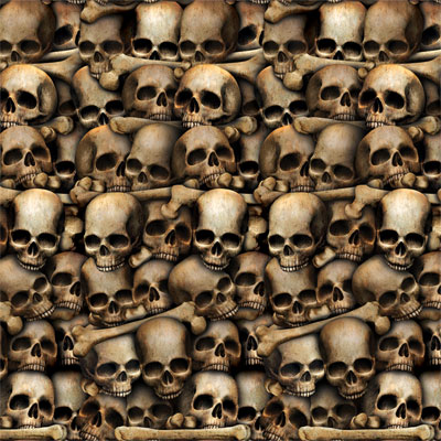 Catacombs Backdrop (Pack of 6) Halloween, catacombs, backdrop, dead, skeletons, backdrops, pictures, photo