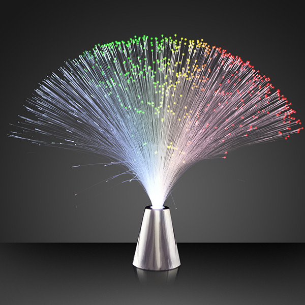 Fiber Optic Multicolor LED Centerpiece (Pack of 12) LED Fiber Optic Multicolor Centerpiece, Fiber Optic Centerpiece, light up centerpiece, themed parties, decorations