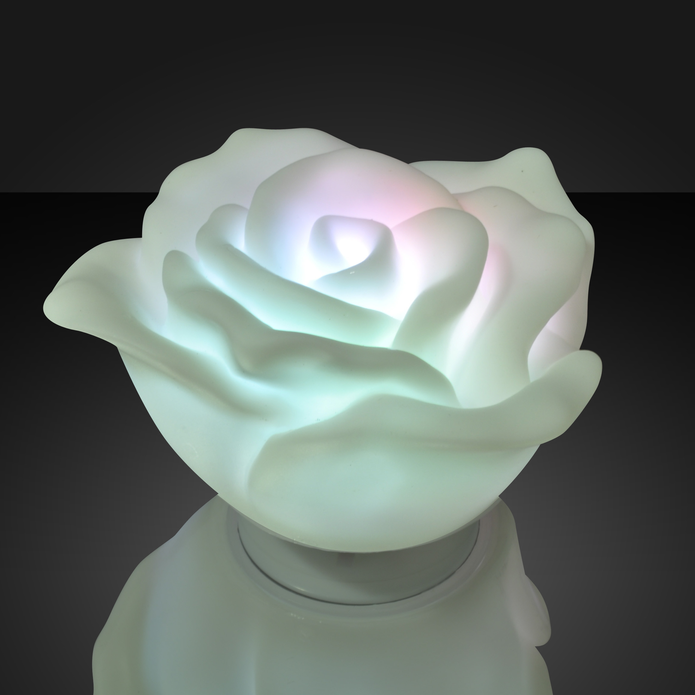 Floating LED Roses. These LED roses are perfect for illuminating water for any lovely evening.
