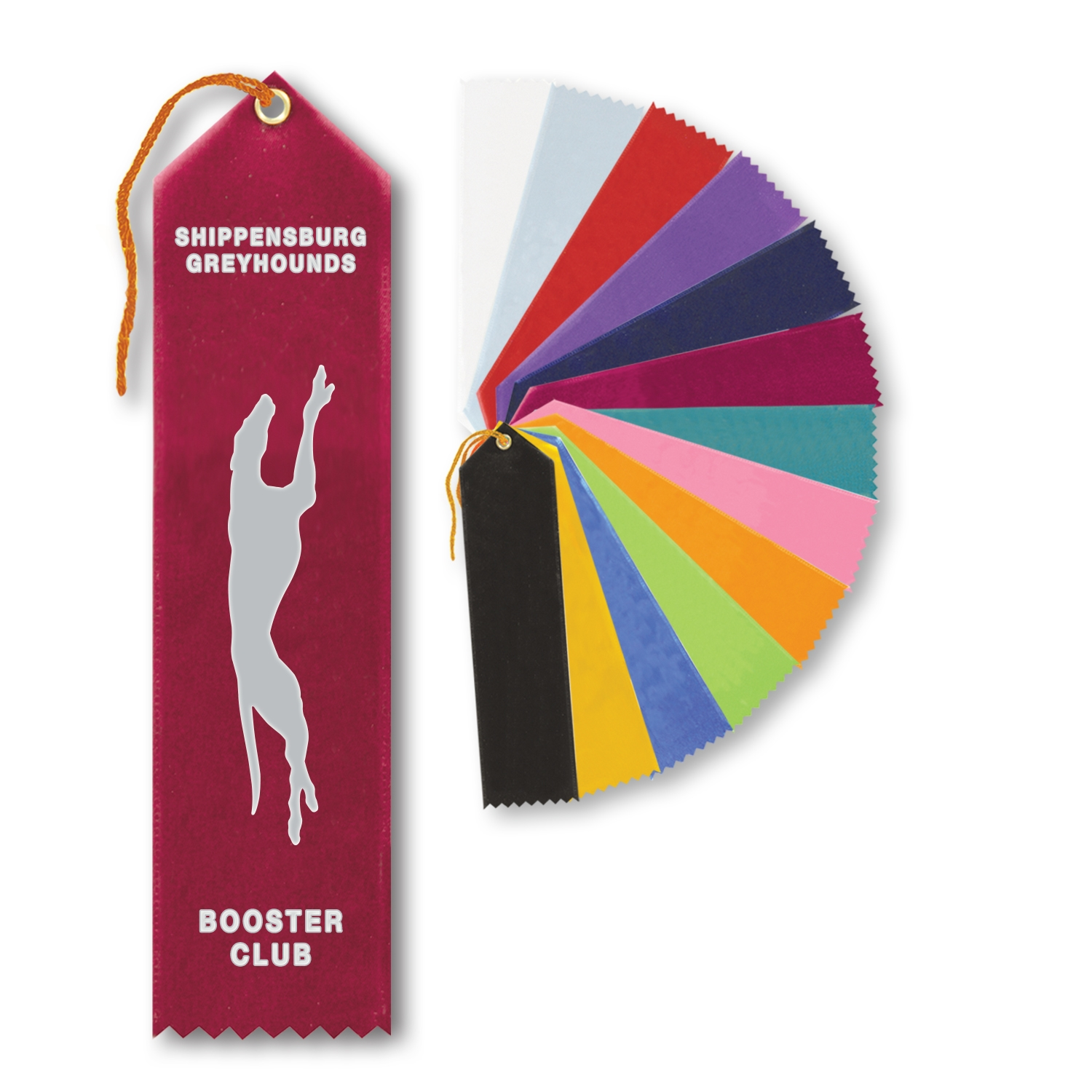 Custom Award Ribbons .