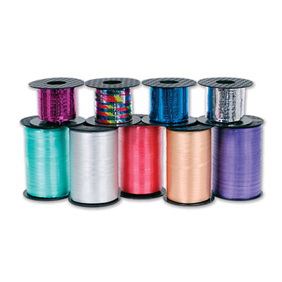 Metallic Curling Ribbon  Metallic, Curling, Ribbon, Balloons, Variety of colors, Assorted Colors, Crystal Balloons, Metallic Balloons, Latex Balloons, Centerpieces, Bundles of balloons, Decor, Decorations, Party Supplies, Inexpensive party supplies, Low cost, Budget, Cheap, New Years Eve, Birthday