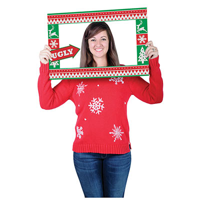 Ugly Sweater Photo Fun Frame