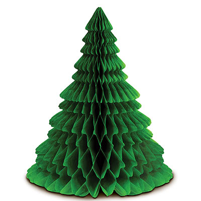 Christmas Tree Centerpiece (Pack of 12) .