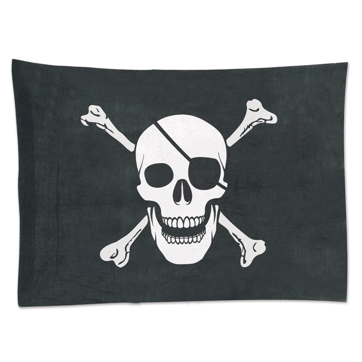 Pirate Flag (Pack of 12) .