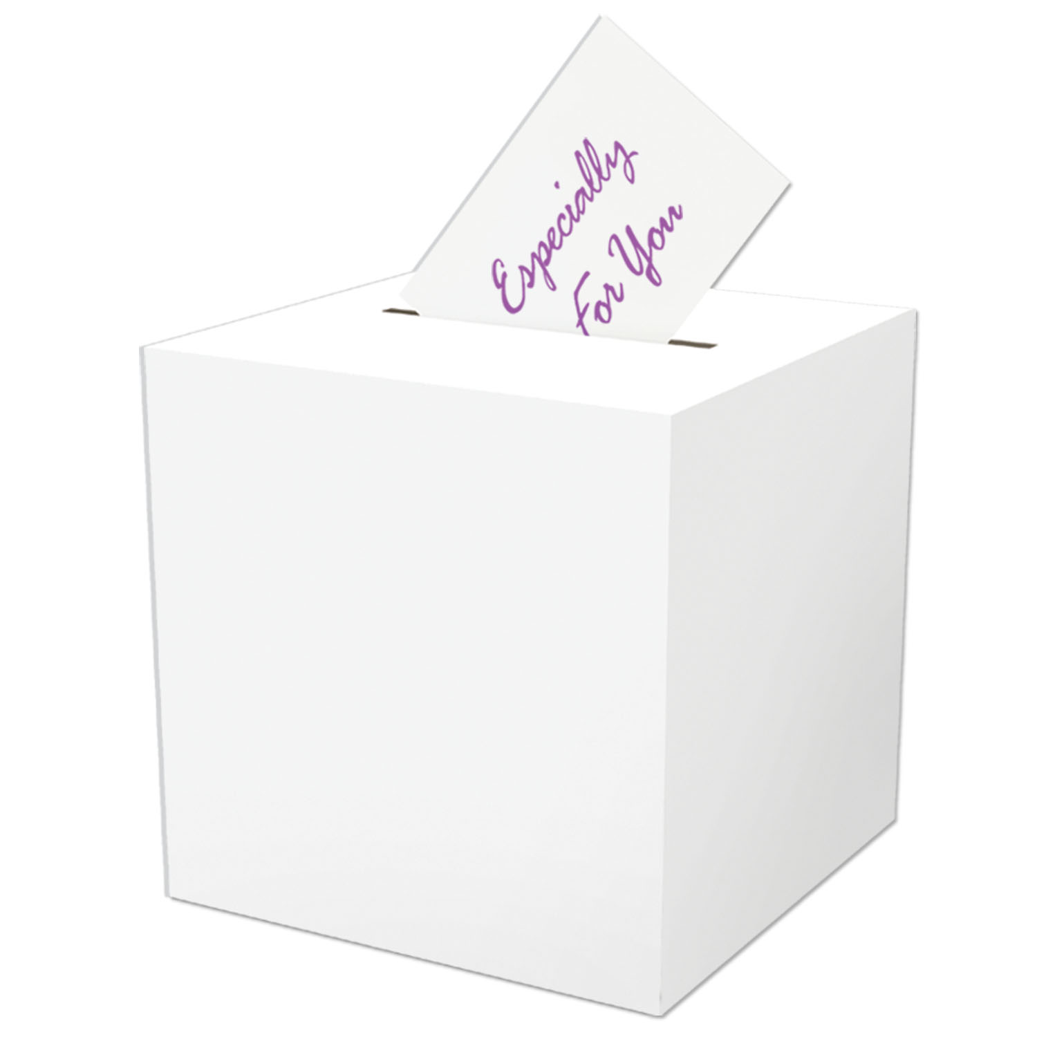 All-Purpose  Receiving-Box  (Pack of 6) Receiving, box, cards, birthday, wholesale, inexpensive, bulk, decoration