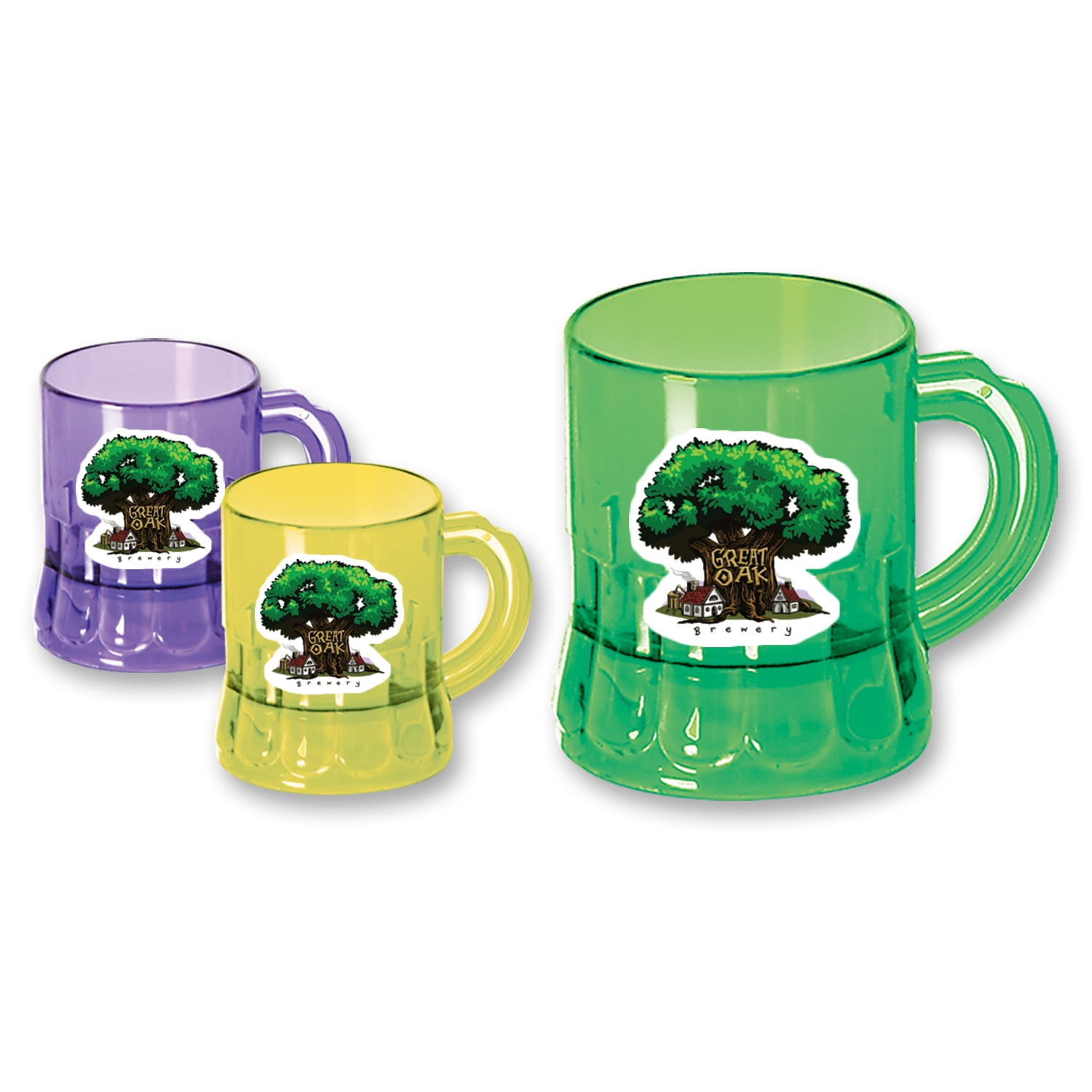 Custom Mardi Gras Mug Shot Custom Mardi Gras Mug Shot, mardi gras, party favor, mug, shot, custom, wholesale, inexpensive, bulk