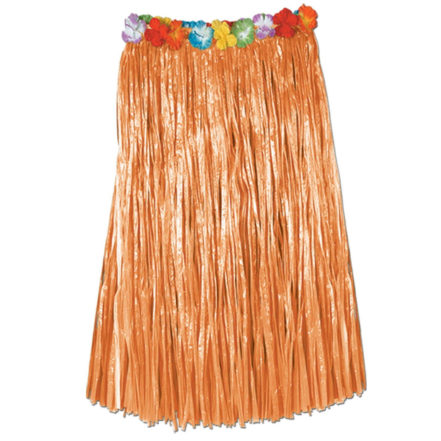 Adult Artificial Grass Hula Skirt (Pack of 12) .