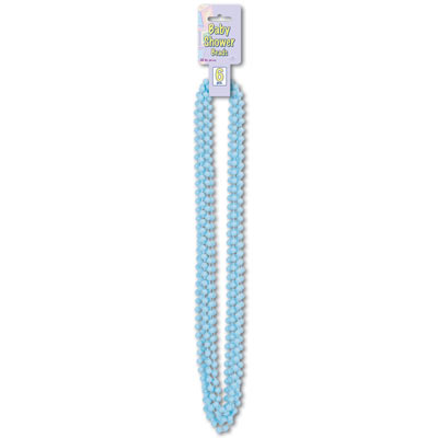Baby Blue Shower Beads